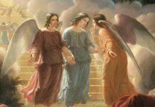 Angeli santi di Dio