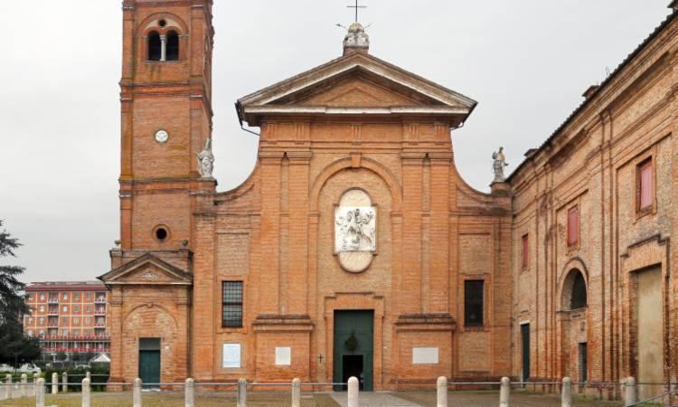 Basilica di San Giorgio fuori le mura, Ferrara