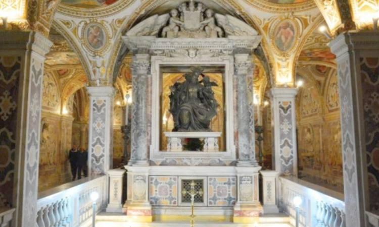 Cripta di San Matteo, Salerno