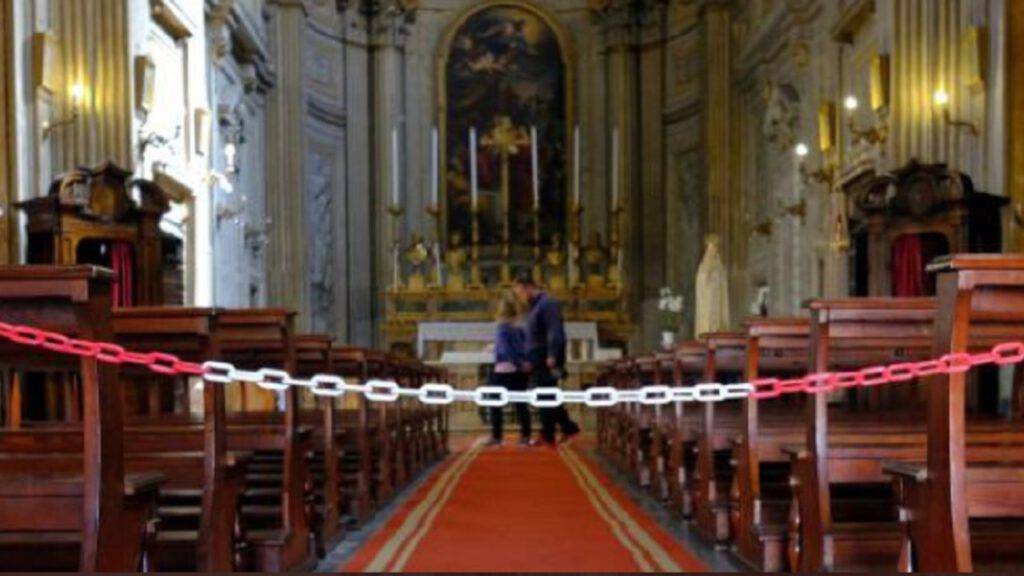 green-pass-chiesa