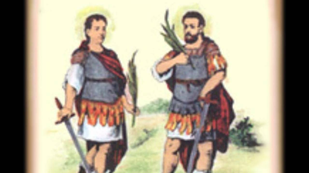 santi matteo e gusmeo