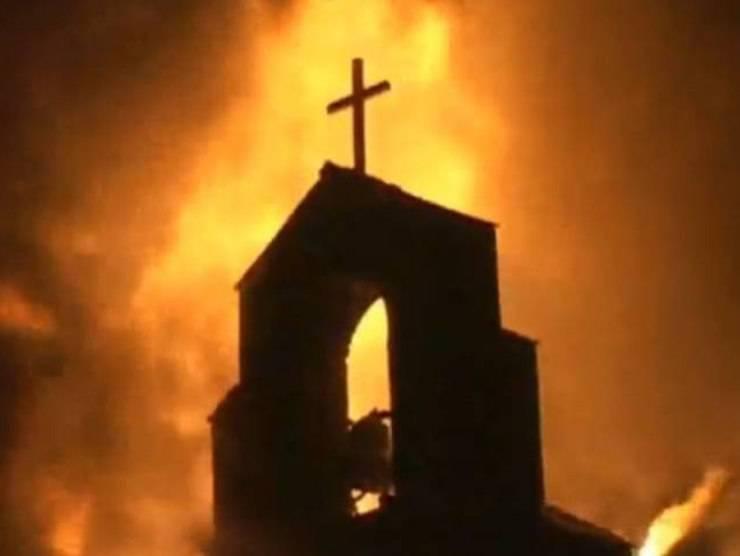 cristiani persecuzione