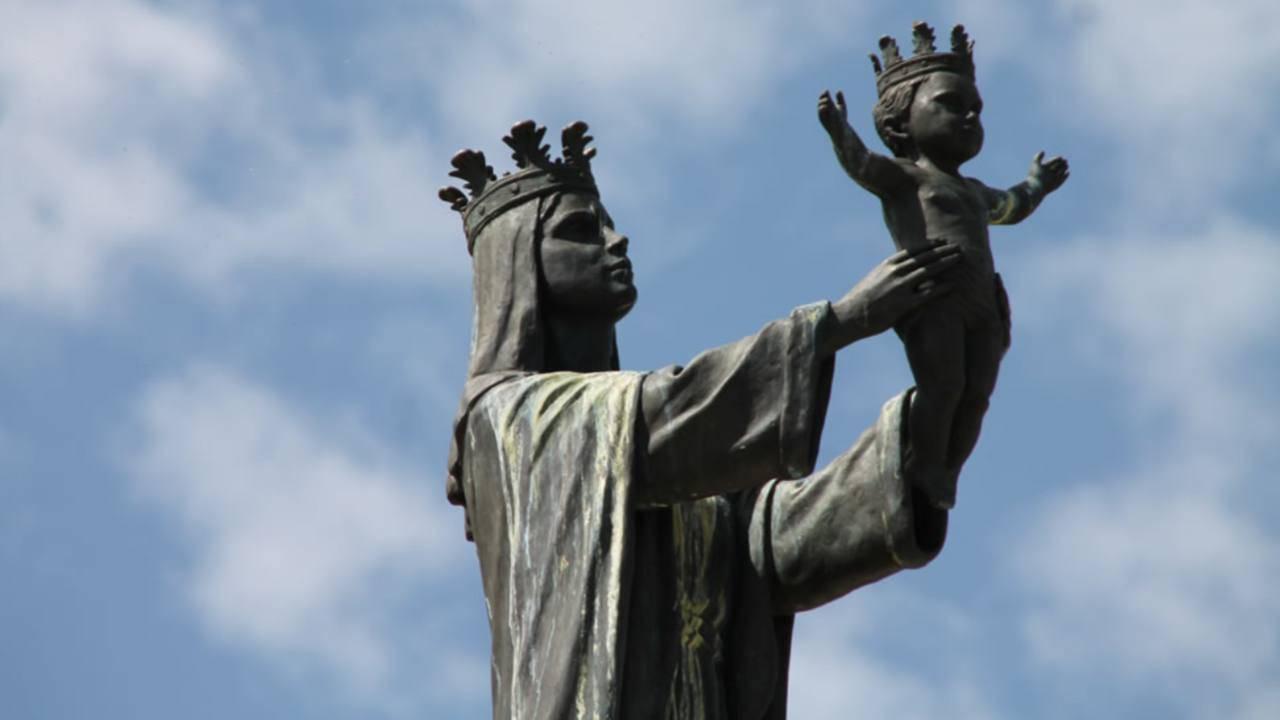 Maria Santissima del Pollino