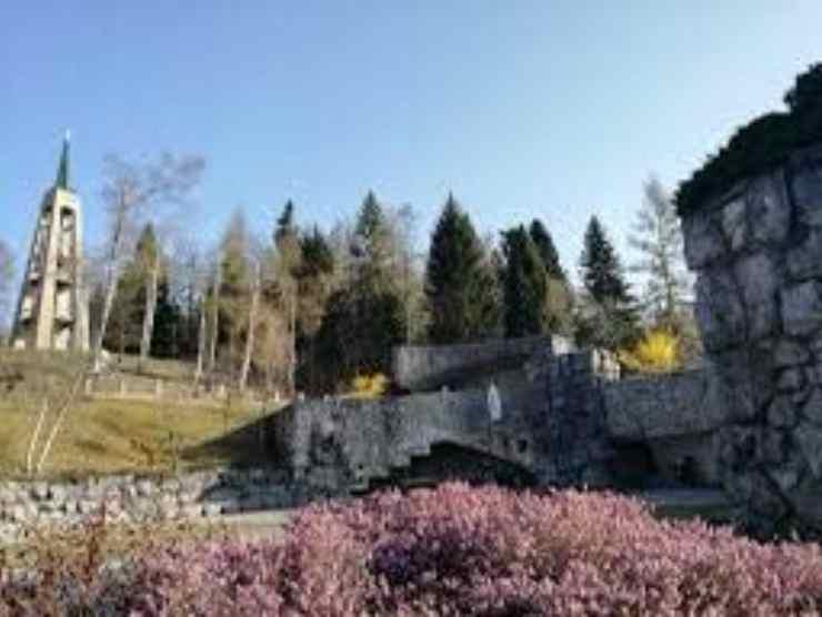 Santuario di Nostra Signora di Lourdes a Nevegal