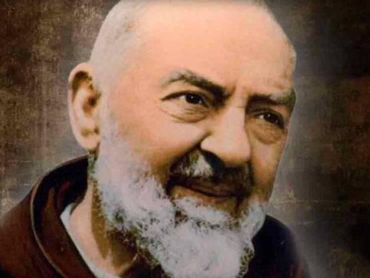 Pensiero Padre Pio di Pietrelcina