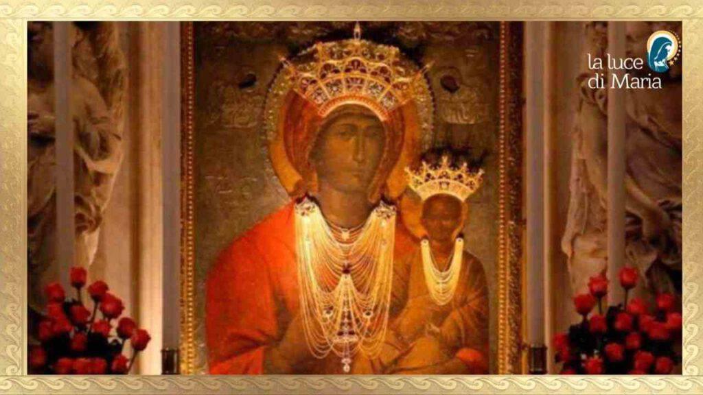 Preghiamo oggi 26 ottobre la Madonna della Salute che dai suoi santuari difende dall'epidemia