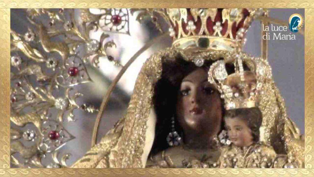 Preghiamo oggi 27 ottobre la Madonna della Carità del Cobre che Giovanni Paolo II proclama Patrona di Cuba