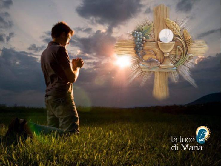 Preghiera del Mattino Giovedi int