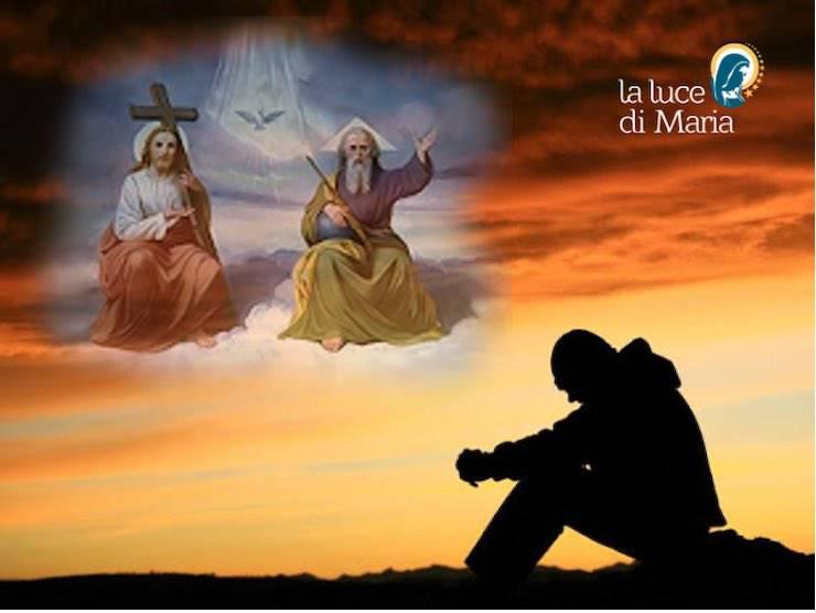 Preghiera della sera Domenica int