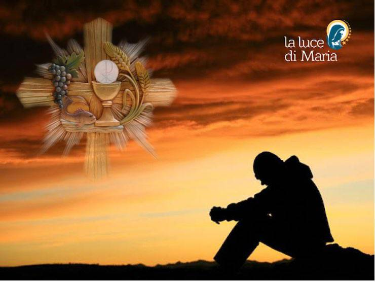 Preghiera della sera Giovedi int