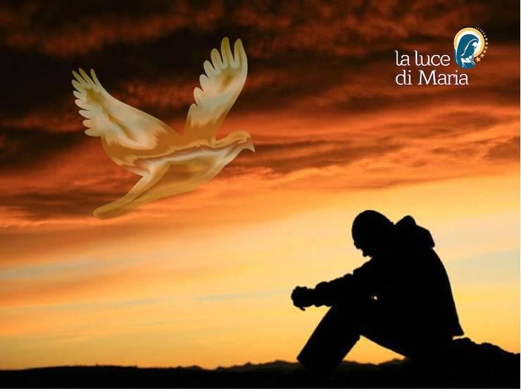 Preghiera della sera Lunedi int
