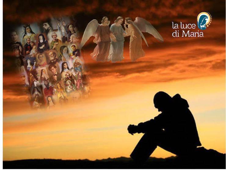 Preghiera della sera Martedi int