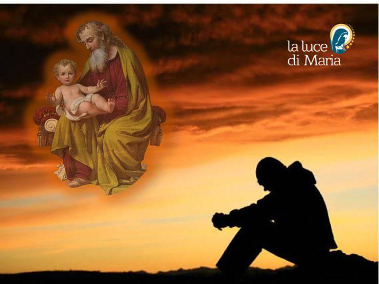 Preghiera della sera Mercoledi int