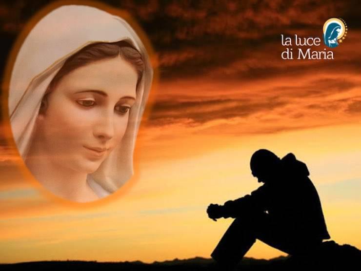 Preghiera della sera Sabato int