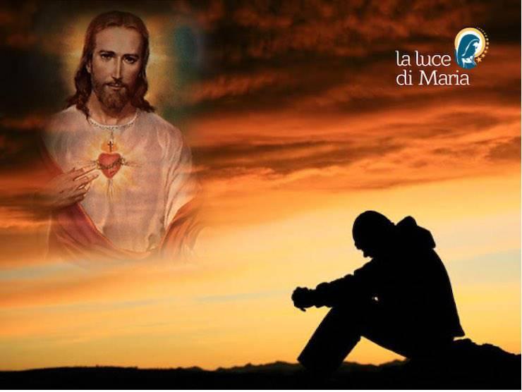 Preghiera della sera Venerdi int
