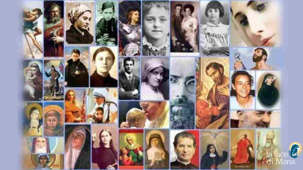 Novena a Tutti i Santi per chiedere la loro potentissima intercessione | 6° giorno
