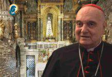 Cardinal Comastri Loreto