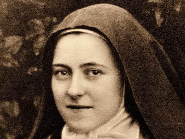 pensiero Santa Teresa di Lisieux