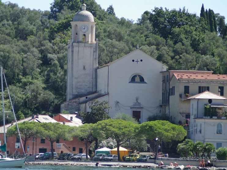 Chiesa di Nostra Signora delle Grazie a Porto Venere