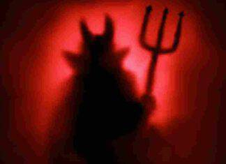 diavolo rosario contro nemico infernale