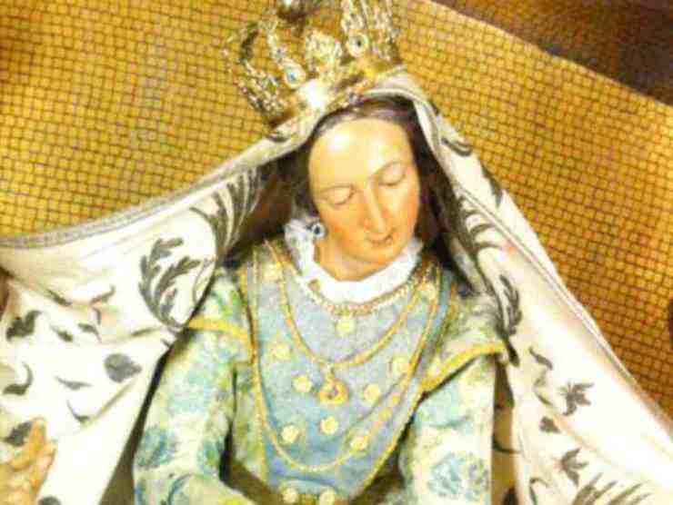 Madonna della Gamba di Desenzano