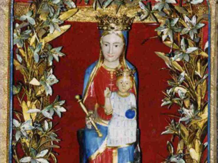 Madonna di della guardia