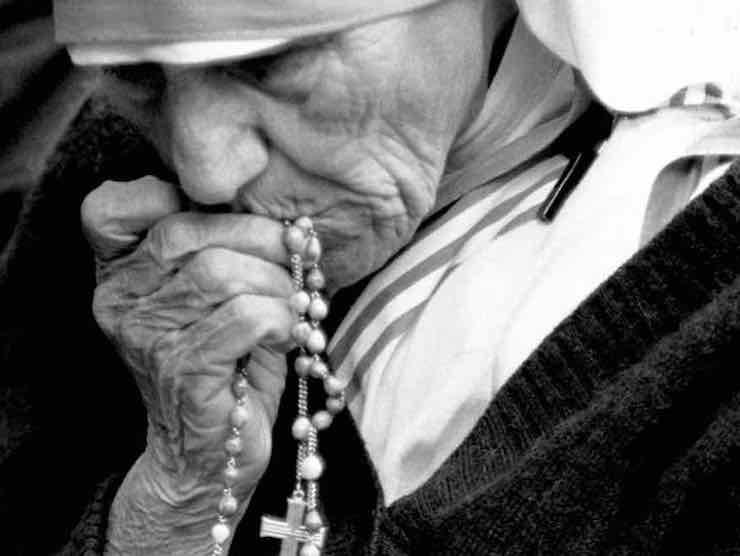 pensiero santi madre teresa di calcutta