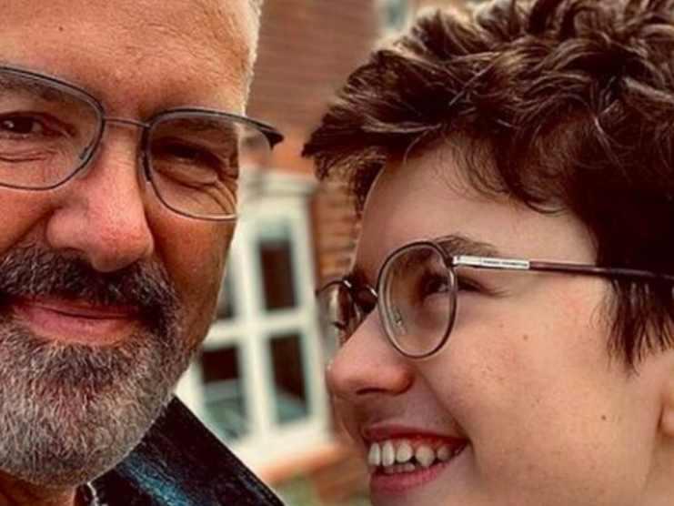 daniel e suo padre