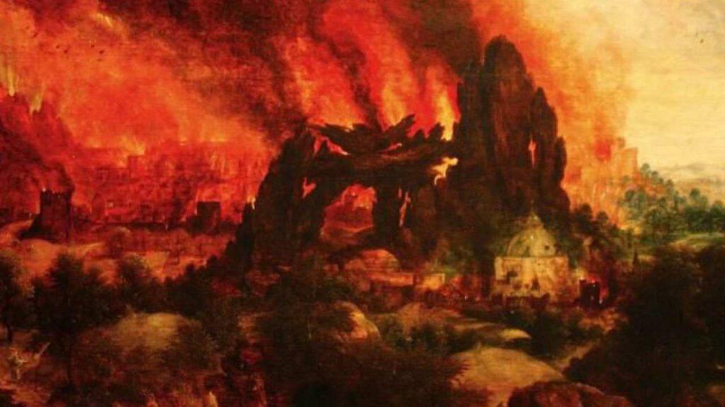 Sodoma e Gomorra: come finì veramente? La verità che fa tremare molti