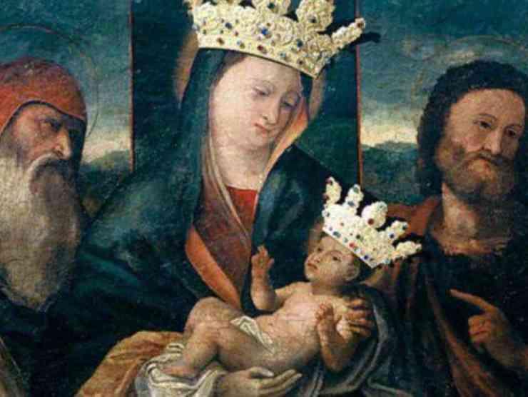 Madonna di Sveta Gora